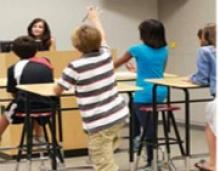 Standing Desks Help Student Concentrate, Lose Weight, Study Finds