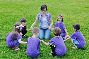 Field Day Games | Lesson Plan Ideas | Education World
