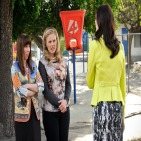 """Caitlin Barlow of TV Land's """"Teachers"""" Speaks to Education World, Says Real Life Teaching Experiences Reflected in Show"""