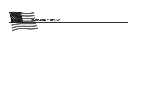 Campaign Timeline Template Education World - Timeline template doc