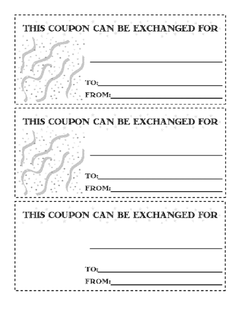 microsoft word coupon templates