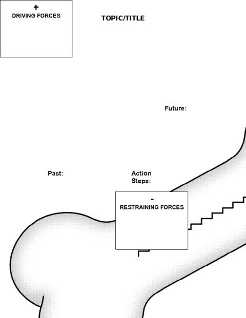 Bone Diagram Template