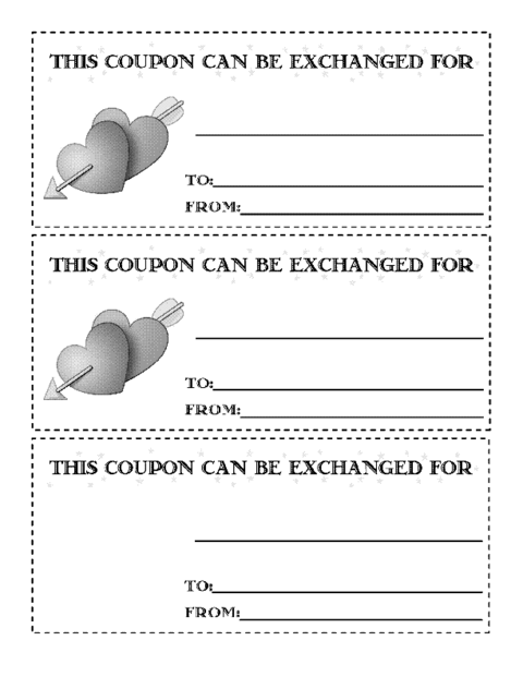 valentines coupon version 2 template education world